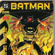 Cómics: BATMAN: TIERRA DE NADIE Nº 11. Lote 29999454
