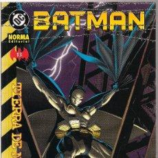Cómics: BATMAN: TIERRA DE NADIE Nº 13. Lote 29999529