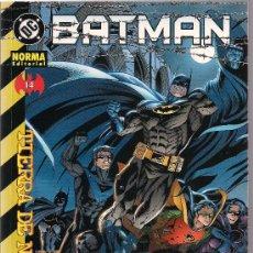 Cómics: BATMAN: TIERRA DE NADIE Nº 14. Lote 29999557