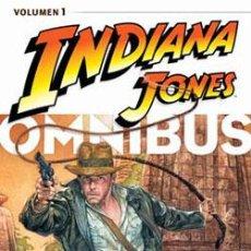 Cómics: INDIANA JONES: OMNIBUS Nº 01 ( 20% DESCUENTO). Lote 30013449