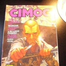 Cómics: CIMOC Nº 76 NORMA ORTIZ SEGURA ---- ARMLAT. Lote 30041194