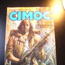 Cómics: CIMOC Nº 59 NORMA ORTIZ SEGURA FONT MANARA ---- ARMLAT. Lote 30041287