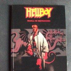 Cómics: HELLBOY SEMILLA DE DESTRUCCION NORMA EDITORIAL. Lote 30153108