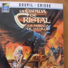 Cómics: COLECCION PANDORA Nº 30 LA ESPADA DE CRISTAL, LA MIRADA DE WENLOK. Lote 30247840