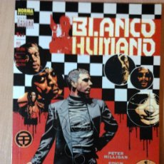 Cómics: BLANCO HUMANO (1 DE 2) COLECCIÓN VÉRTIGO Nº 134. Lote 30294617