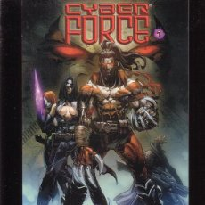 Cómics: CYBER FORCE 1 /AUTORES: RON MARZ & PAT LEE - EDITA : NORMA EDITORIAL. Lote 30320872