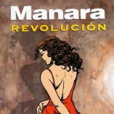 Cómics: MANARA: REVOLUCIÓN. Lote 30410337