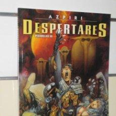 Cómics: DESPERTARES. PESADILLAS 3 - COLECCION AZPIRI Nº 8 - NORMA EDITORIAL. Lote 295525333