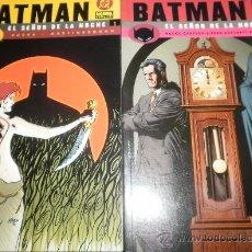 Cómics: BATMAN EL SEÑOR DE LA NOCHE COMPLETA 19 COMICS PRESTIGE NORMA EDITORIAL . Lote 30529427