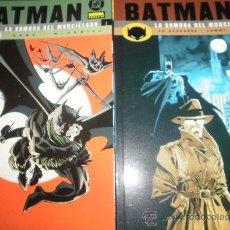 Cómics: BATMAN LA SOMBRA DEL MURCIÉLAGO COMPLETA 9 COMICS PRESTIGE . Lote 30529473