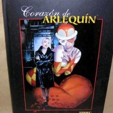 Cómics: CORAZÓN DE ARLEQUÍN – NEIL GAIMAN – NORMA ED. AÑO 2003 – EN CARTONÉ – NUEVO (PRECINTADO). Lote 195793808