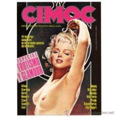 Cómics: CIMOC - ESPECIAL EROTISMO #6- SPAIN 1986 - NORMA EDITORIAL . Lote 30714652