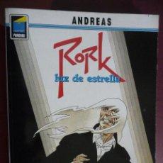 Cómics: RORK. LUZ DE ESTRELLA. ANDREAS. COLEC. PANDORA Nº 22. NORMA. Lote 30824143