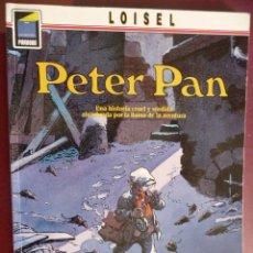 Cómics: PETER PAN. LOISEL. COLEC PANDORA Nº 27. NORMA. Lote 30824184