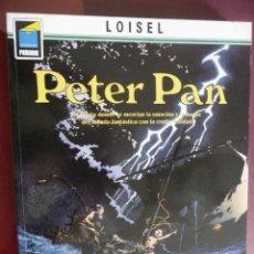 Cómics: PETER PAN. TEMPESTAD. LOISEL. COLEC PANDORA Nº 63. Lote 30824324