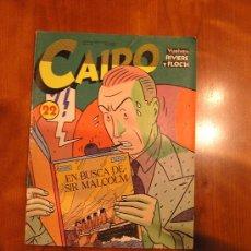Cómics: NORMA EDITORIAL CAIRO Nº 22 . Lote 30873604