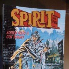 Cómics: SPIRIT. ¿QUIÉN MATÓ A COX ROBIN? WILL EISNER. Lote 30963682