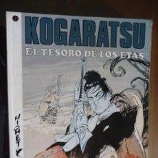 Cómics: KOGARATSU (2). EL TESORO DE LOS ETAS. BOSSE & MICHETZ. NORMA. Lote 30996692