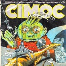 Cómics: COMIC CIMOC Nº 64 (GIARDINO,GONZALEZ,MANARA,PRATT,ETC). Lote 31103773
