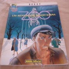 Cómics: LAS AVENTURAS DE TRISTAN KARMA - BEROY.. Lote 31136978