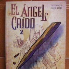 Cómics: EL ANGEL CAIDO TOMO Nº 2. Lote 31130183