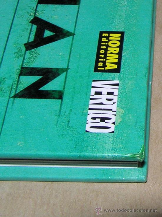 Cómics: THE SANDMAN - Neil Gaiman – 4 ESTACIÓN DE NIEBLAS - NORMA Ed. cartoné - NUEVO (precintado) - - Foto 2 - 35873789