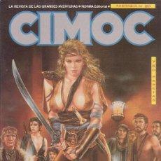 Cómics: CIMOC , TOMO RECOPILATORIO - Nº 68 , 69 , 70 - EDITA : NORMA - AÑOS 80. Lote 31204346