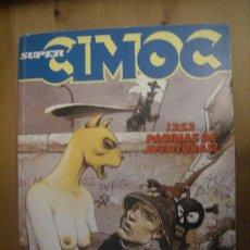 Cómics: CIMOC RETAPADO NÚMEROS 107-108-109. NORMA.. Lote 31631341