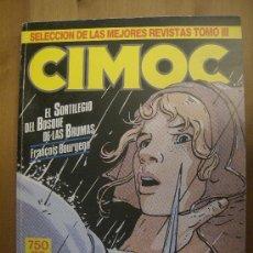 Cómics: CIMOC RETAPADO NÚMEROS 42-49-51 Y 27 DE CAIRO. NORMA.. Lote 31631377