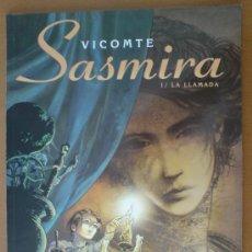 Cómics: COMIC SASMIRA. 1. LA LLAMADA. VICOMTE. NORMA.. Lote 31664599
