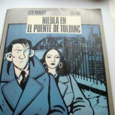 Cómics: NIEBLA EN EL PUENTE DE TOLBIAC (1986). Lote 31668144