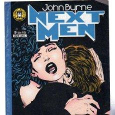 Cómics: NEXT MEN, 9 DE 18, COMIC BOOK, NORMA. Lote 31691480