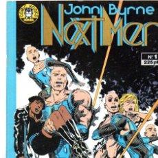Cómics: JHON BYRNE, NEXT MEN, Nº 1, ACORRALADOS, NORMA. Lote 31751341