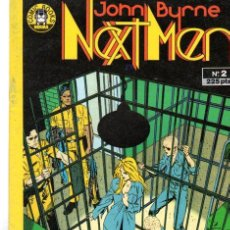 Cómics: JHON BYRNE, NEXT MEN, Nº 2, ATRAPADOS POR LA LEY, NORMA. Lote 31751365
