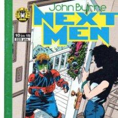Cómics: JHON BYRNE, NEXT MEN, Nº 10, NORMA. Lote 31751380
