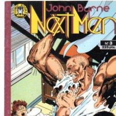 Cómics: JHON BYRNE, NEXT MEN, PÁNICO EN EL HOSPITAL, Nº 3, NORMA. Lote 31751391