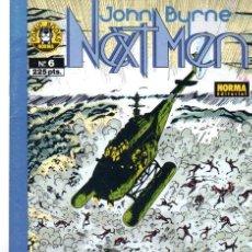 Cómics: JHON BYRNE, NEXT MEN, EL PASADO SECRETO DE ALDUS HILLTOP, Nº 6, NORMA. Lote 31751413
