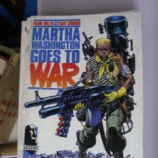 Cómics: MARTHA WASHINGTON GOES TO WAR Nº 1 - FRANK MILLER - DAVE GIBBONS / NORMA EDITORIAL. Lote 31772910
