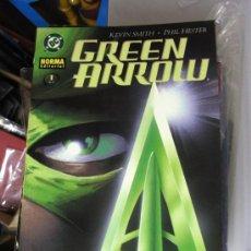 Cómics: GREEN ARROW : CARCAJ Nº 1 / NORMA EDITORIAL- KEVIN SMITH - PHIL HESTER. Lote 31798313