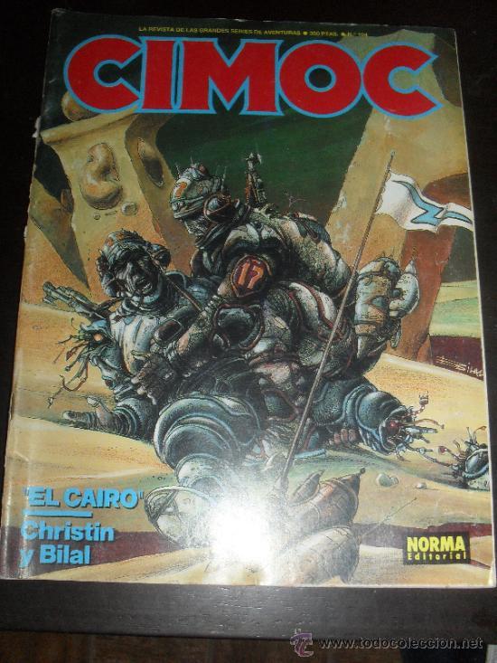 CIMOC Nº. 104. (Tebeos y Comics - Norma - Cimoc)