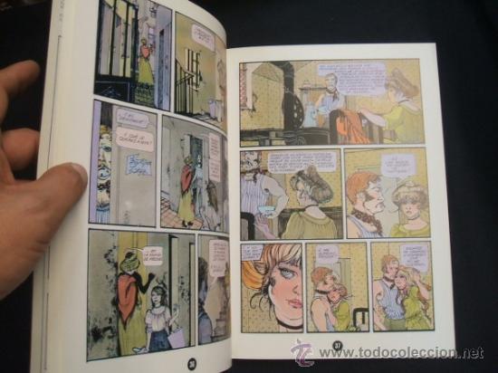 Cómics: CASCO DE ORO - EDICIONES LA TORRE - CON DEDICATORIA DE ANNIE GOETZINGER - - Foto 6 - 31983709