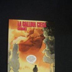Cómics: CIMOC - EXTRA COLOR Nº 80/81 - LA GALLINA CIEGA - CABANES - . Lote 32054463