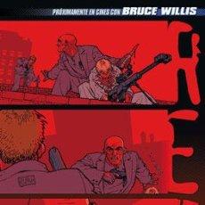 Cómics: WARREN ELLIS, CULLY HAMNER // RED // 2010. Lote 32180809