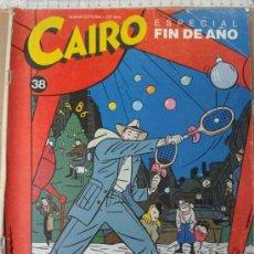 Fumetti: COMIC AVENTURAS NORMA: CAIRO 38 ESPECIAL FIN DE AÑO LJ.E. Lote 32212207