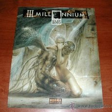 Cómics: LUIS ROYO: III MILLENIUM ART BOOK, 1ª EDICIÓN SEPTIEMBRE 1998 - REFª (JC). Lote 32372154