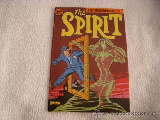 THE SPIRIT Nº 6, EDITORIAL NORMA (Tebeos y Comics - Norma - Comic USA)