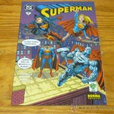 Cómics: TEBEOS-COMICS GOYO - SUPERMAN - NORMA - Nº 6 *AA99. Lote 32300567