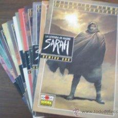 Cómics: LA LEYENDA DE MADRE SARAH COMPLETA 12 TOMOS. Lote 32362760