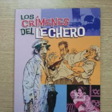 Cómics: LOS CRIMENES DEL LECHERO (MADE IN HELL #10). Lote 32372899