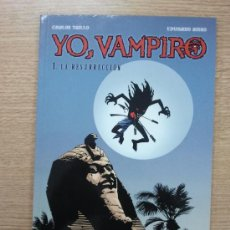 Cómics: YO, VAMPIRO #1 LA RESURRECCION (MADE IN HELL #2). Lote 32372967